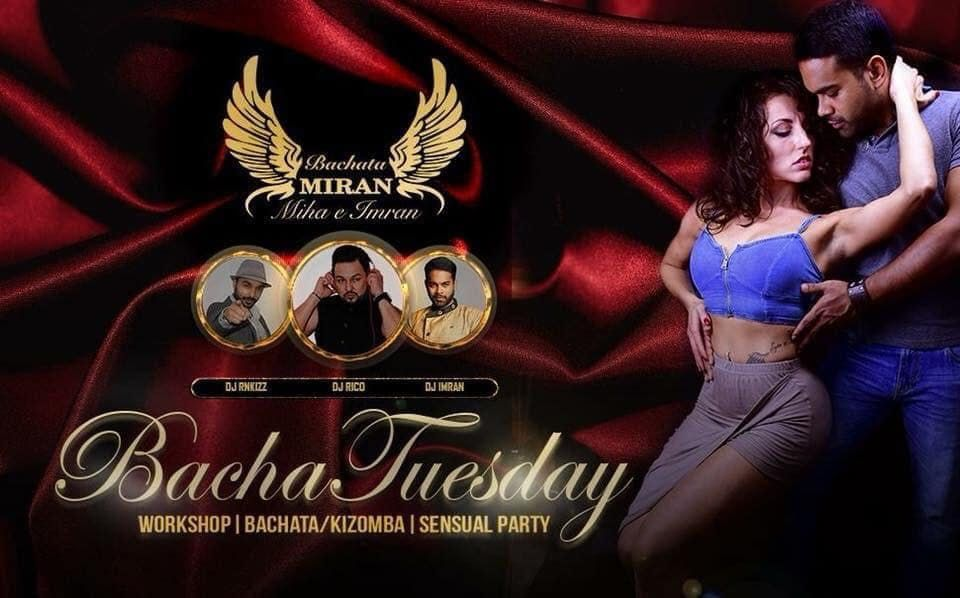 Bachata Tanzkurs und Party
