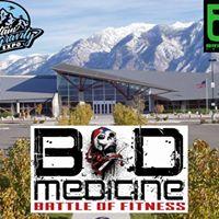 Bad Medicine Battle of Fitness