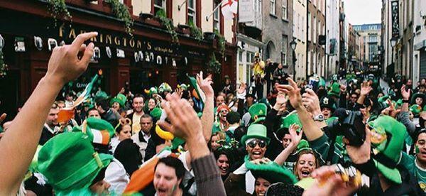 Saint Patricks Day  Manchester 2019