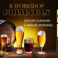 II Workshop Primatas Dos Off-Flavours  Analise Sensorial