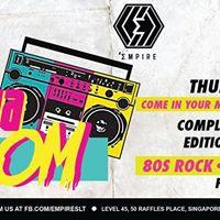 BRING THA BOOM ft DJ NDC (30th March)