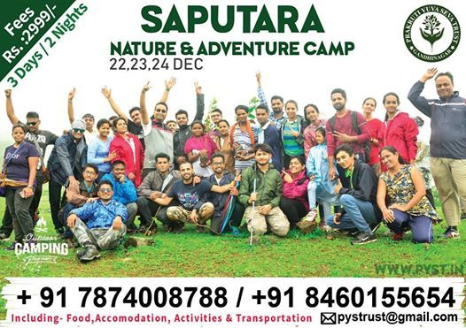 Saputara Nature & Adventure Camp