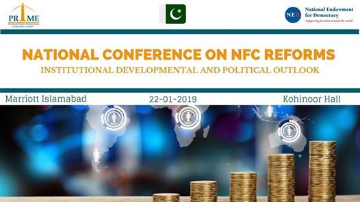 National Conference on NFC Reforms