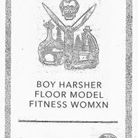 Boy Harsher Floor Model Fitness Womxn at Neptunes
