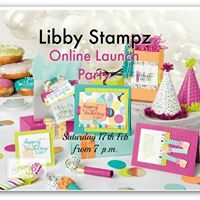 Libby Stampz Occasions Catalogue Launch Party