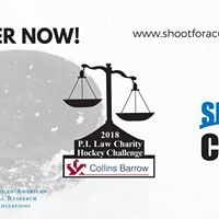 12th Annual P.I. Charity Hockey Challenge Collins Barrow Cup