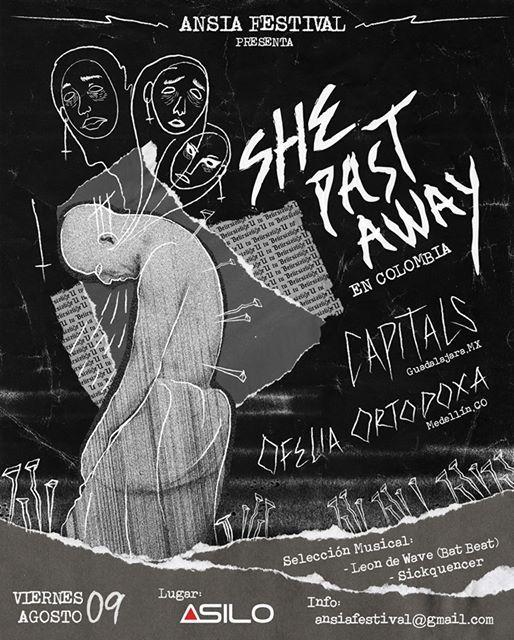 ANSIA Festival She Past Away Capitals Ofelia Ortodoxa