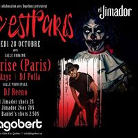 Halloween Au Dagobert Pt 2 ICI CEST PARIS