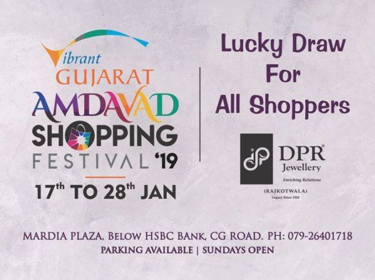 Ahmedabad Shopping Festival