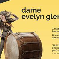 ETSO presents Dame Evelyn Glennie and Bruckner 7