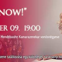 Let it snow Szcs Gabi s a Veszprmi Mendelssohn Kamarazenekar