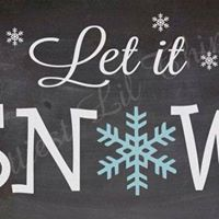 Let It Snow - Winter Break Art Camp