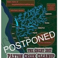 POSTPONED Great Paxton Creek Cleanup