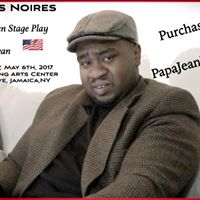 Les Botes Noires a Haitian American Stage Play by Papa Jean