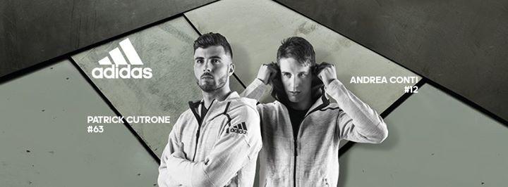 ○ adidas football - meet & greet Conti & Cutrone ○ at Cisalfa ...