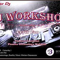 Pioneer DJ Work Shop