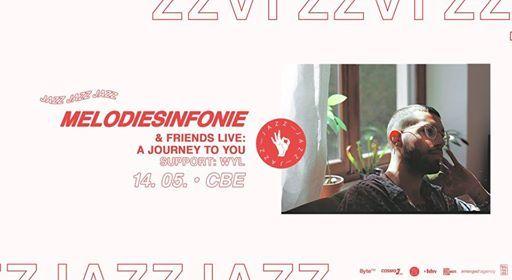 Melodiesinfonie & Friends Live A Journey To You  Kln  YUCA