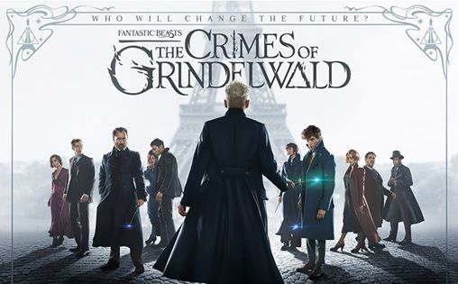 Image result for fantastic beasts the crimes of grindelwald
