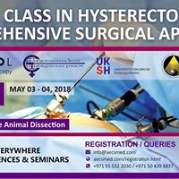 Master Class in Hysterectomy