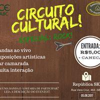 Circuito Cultural 01 - Especial Rock