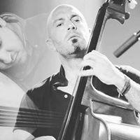 Giannis Koutis on Ud and Nikolas Tryfonos on Double Bass