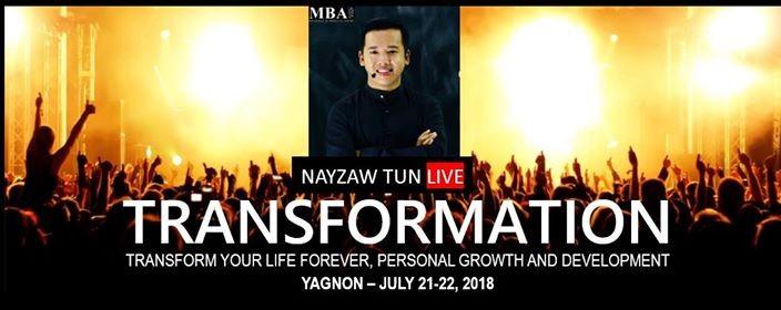 Transformation (2) Days Intensive