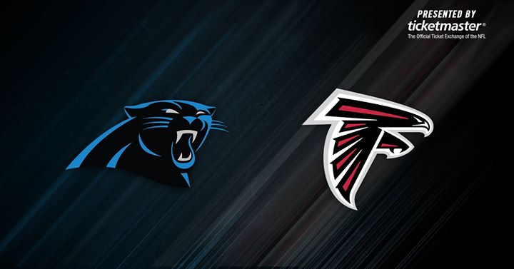 Panthers vs  Falcons | Presented by Ticketmaster at Bank of