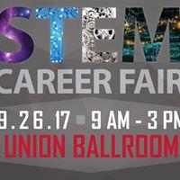 University of Utah STEM Career Fair