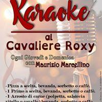 Karaoke Cavaliere Roxy
