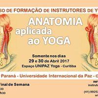 Anatomia Aplicada ao Yoga