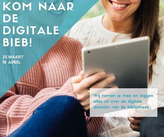 Uitleg digitale bieb