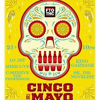 Free the Optimus Presents The Cinco de Mayo Fiesta - [hip-hop]