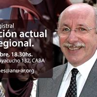Conferencia Turqua situacin actual y entorno regional