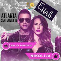 Relja Popovic &amp Nikolija -Atlanta