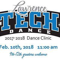 LTDT Dance Clinic 2018