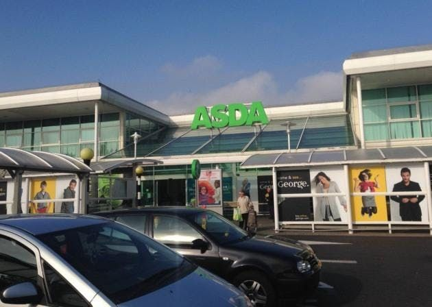 Supermarket Collection - 1314 October 2018 (ASDA Wembley Park)