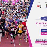 Wizz Air Cluj-Napoca Marathon 2018