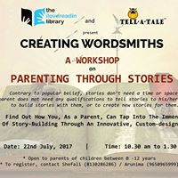 Parenting through Stories  Express workshop