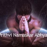 Prithvi Namaskar Abhyas