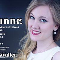 IIRIS NIKANNE - Musikaali- ja elokuvasvelmi Caf Cavalierissa 14.4 klo 20.