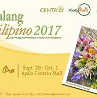 Kasalang Filipino 2017 sa Cagayan de Oro wedding fair &amp exhibit