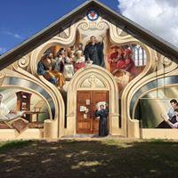 Reformation Mural Dedication