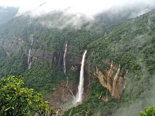 Meghalaya - The Abode Of Cloud