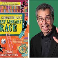 Bestselling Childrens Author Chris Grabenstein