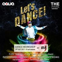 Dance with RVJ Bharath