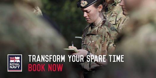 Royal Naval Reserve Information Evening - Edinburgh
