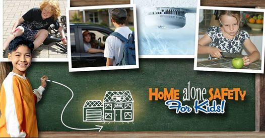 Home Alone Safety for Kids - Kitchener