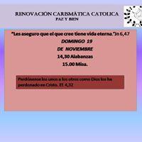 Misa de Renovacin Carismtica