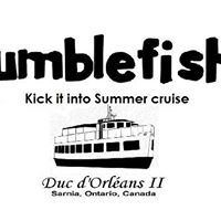 Rumblefish &quotkick it into summer&quot Duc cruise