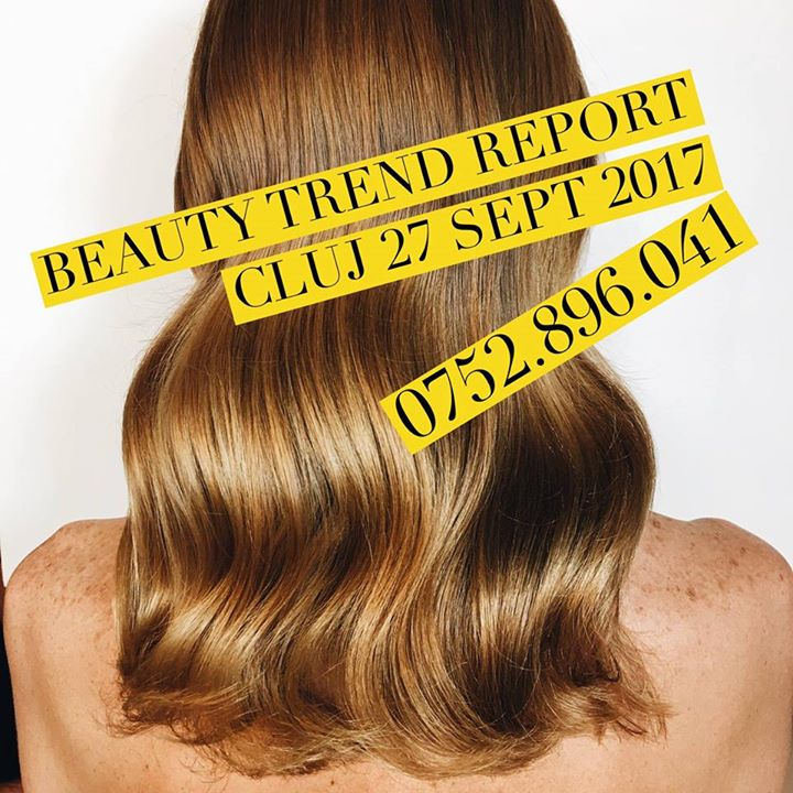 Beauty Trend Report CLUJ